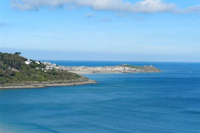 Thumbnail Flat for sale in Barepta Cove Apartments, Headland Road, Carbis Bay