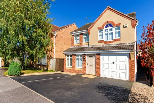 Thumbnail Detached house for sale in Cambridge Meadows, Newark