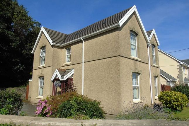 Thumbnail Detached house for sale in Woodend Lodge, Sandy Road, Llanelli