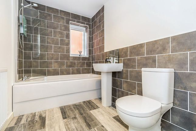 Bathroom of Halifax Drive, Buckshaw Village, Chorley, Lancashire PR7