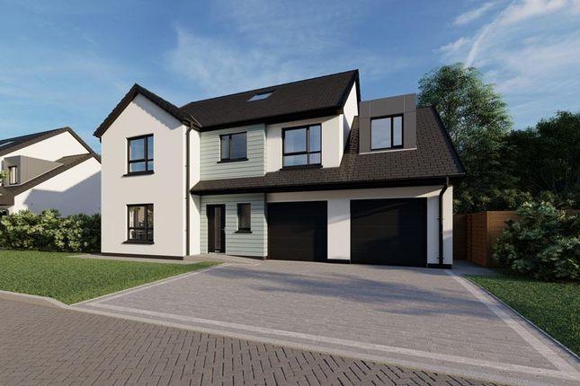 Thumbnail Detached house for sale in Plot 51, The Meadows, Douglas Road, Castletown