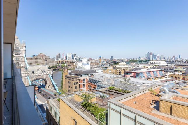 Thumbnail Flat for sale in Tudor House, Duchess Walk, One Tower Bridge, London
