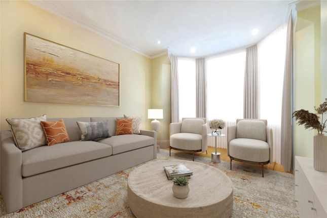 2 bed flat for sale in Robsart Mansions, Kenton Street, London WC1N