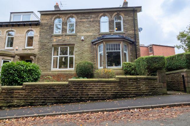 Front Elevation of Belgrave Road, Darwen BB3