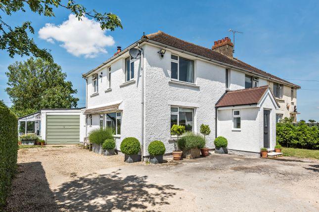 Thumbnail Semi-detached house for sale in Shrivenham, Oxfordshire