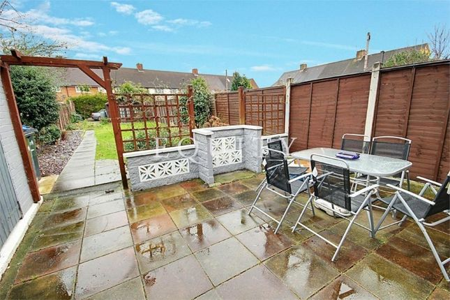 Thumbnail Terraced house for sale in Addison Road, Enfield