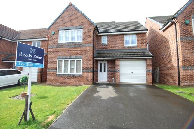 Thumbnail Detached house for sale in Fellway, Pelton Fell, Chester Le Street