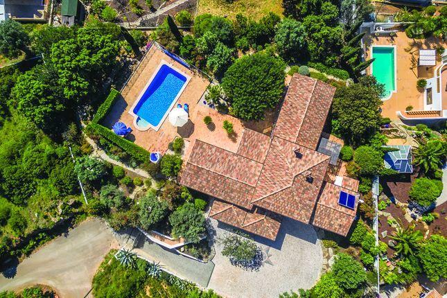 Aerial View of Mexilhoeira Grande, Portimão, Portugal