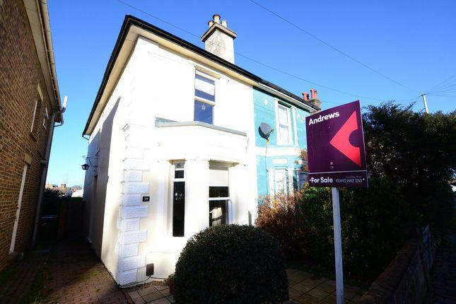 Thumbnail Semi-detached house for sale in Western Road, Tunbridge Wells, Kent