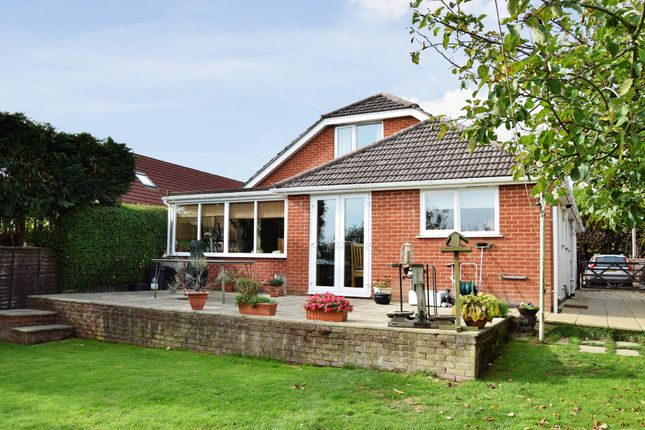 Thumbnail Detached bungalow for sale in Penrose Close, Lytchett Matravers, Poole