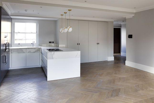 Thumbnail Flat for sale in Southwell Gardens, South Kensington, London