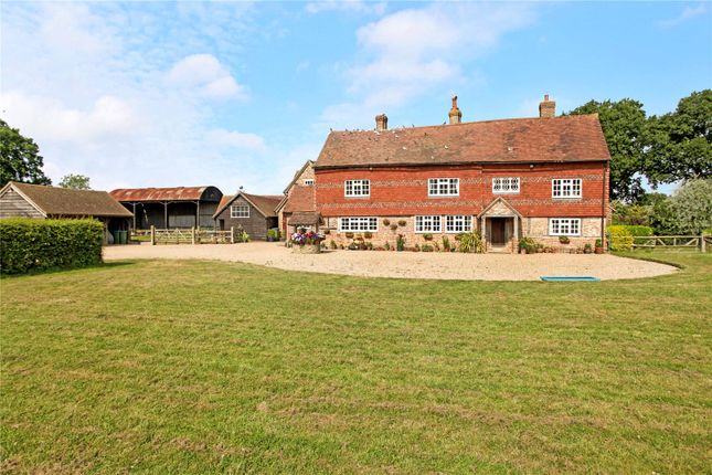 Thumbnail Detached house for sale in Old Holbrook, Horsham, West Sussex