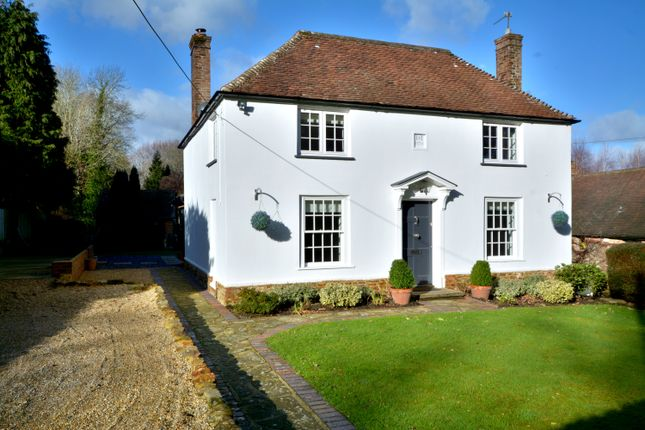 Thumbnail Detached house for sale in West Mare Lane, Pulborough