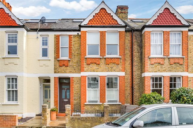 Thumbnail Terraced house for sale in Dancer Road, Richmond