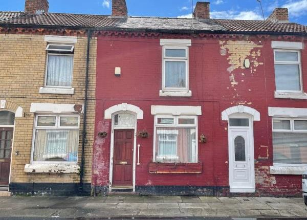 2 bed terraced house for sale in Espin Street, Walton, Liverpool L4