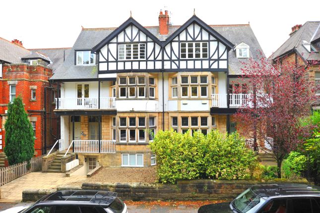 Thumbnail Flat to rent in Harlow Moor Drive, Harrogate