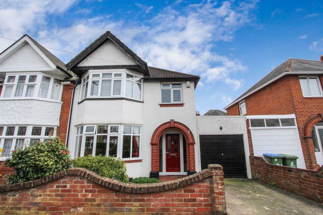 Thumbnail Semi-detached house for sale in Gurney Road, Southampton