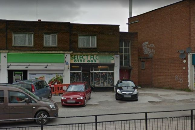 Thumbnail Retail premises to let in Church Road, Sheldon, Birmingham