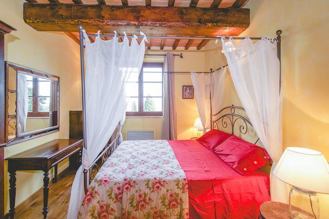 Master Bedroom of Lajatico, Volterra, Pisa, Tuscany, Italy