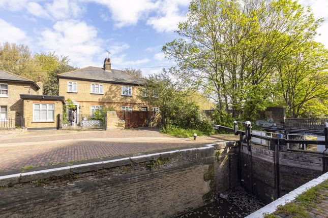 Thumbnail Semi-detached house for sale in Parnell Road, London