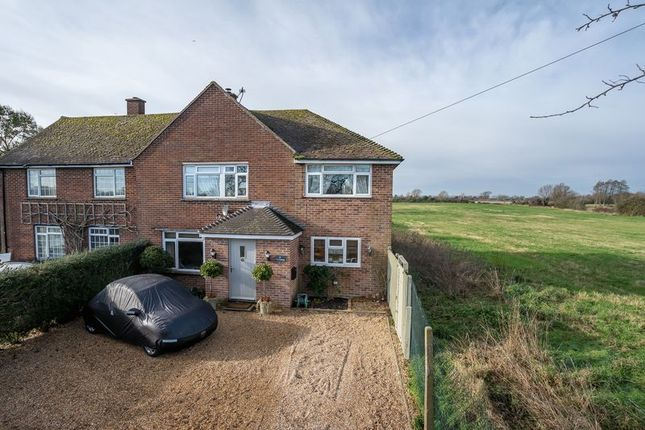 Thumbnail Semi-detached house for sale in Appledram Lane South, Chichester