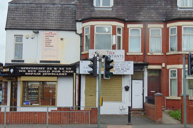 Cheetham Hill Road, Manchester M8