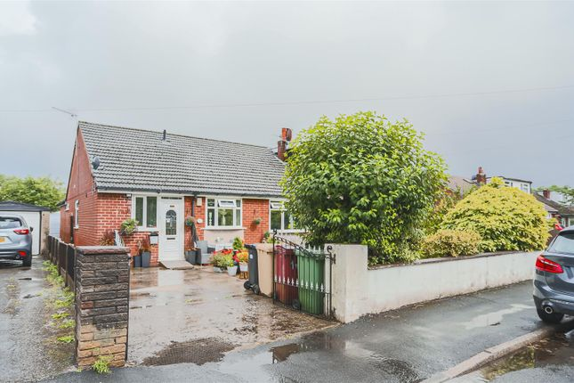 Thumbnail Semi-detached bungalow for sale in Affleck Avenue, Radcliffe, Manchester