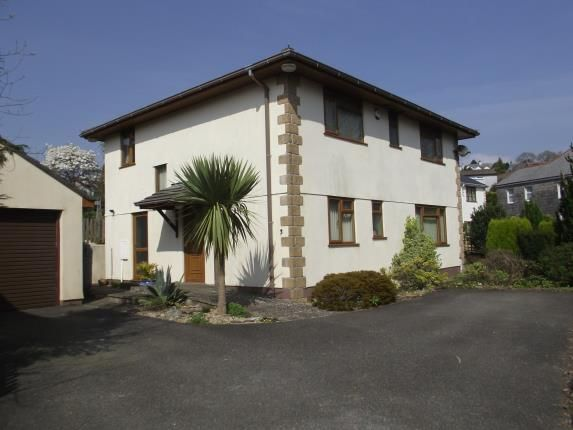 Thumbnail Detached house for sale in New Road, Liskeard, Cornwall