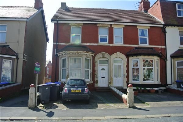 Thumbnail Flat for sale in Hesketh Avenue, Bispham, Blackpool
