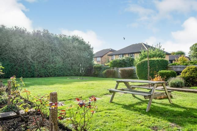 Communal Garden of Avalon House, 152 Moor Lane, Chessington, Surrey KT9