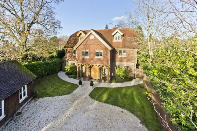 Thumbnail Detached house for sale in Warren Oak, Warren Road, Crowborough, East Sussex