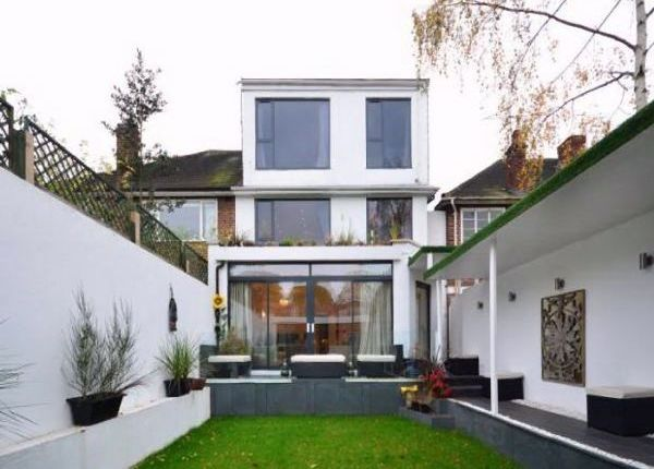 Thumbnail Terraced house to rent in Ellesmere Road, Chiswick