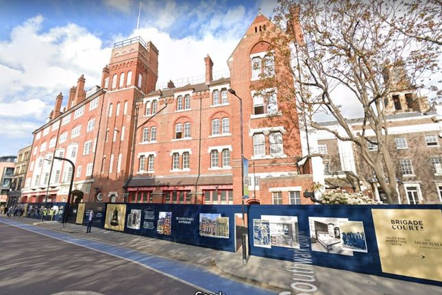 Errington House, Brigade Court, Southwark, London SE1
