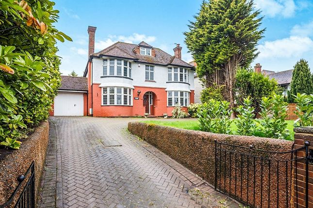 Thumbnail Detached house to rent in Ashford Road, Bearsted, Maidstone