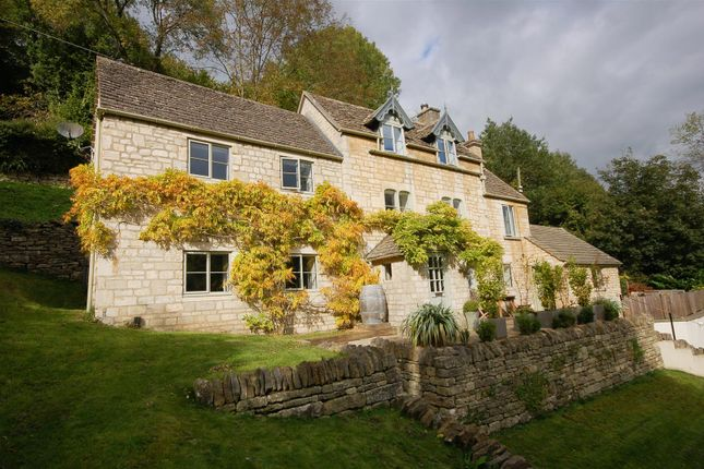 Thumbnail Detached house for sale in Burleigh, Stroud