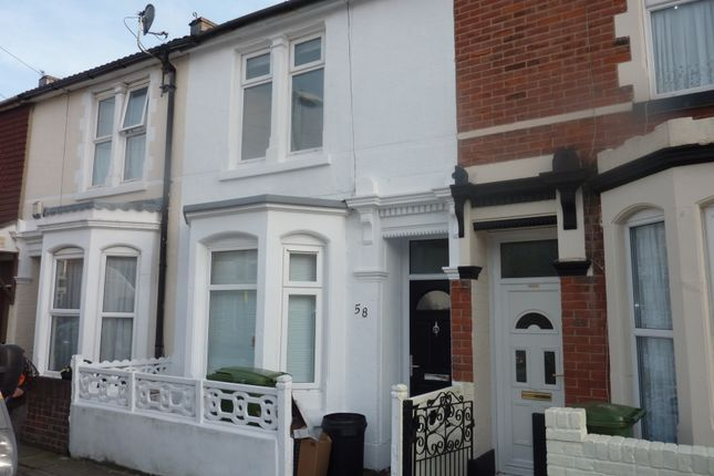 Thumbnail Property to rent in Renny Road, Portsmouth