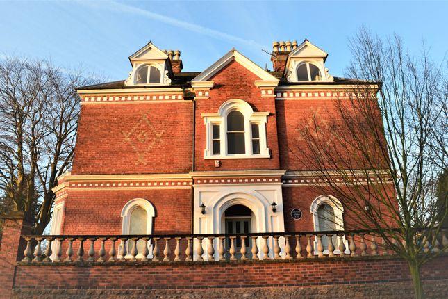 Thumbnail Detached house for sale in Lenton Road, The Park, Nottingham