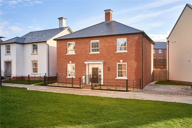 Thumbnail Detached house for sale in The Dashworth, Manor Road, Winchester Village, Hampshire