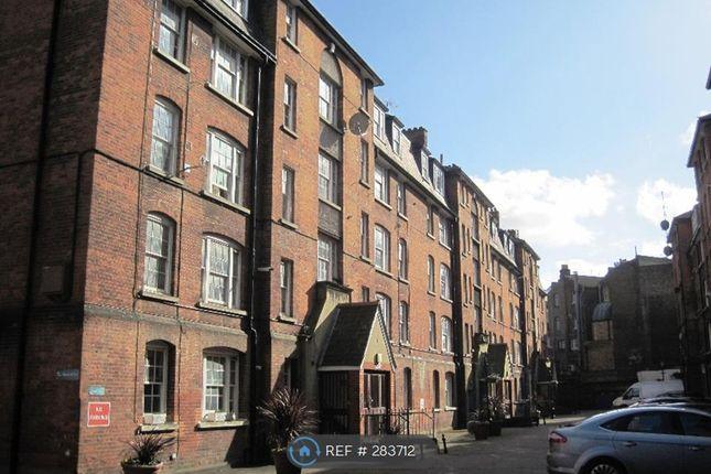 Thumbnail Flat to rent in Peabody Estate, London