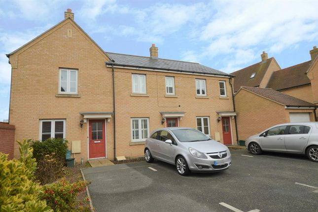 2 bed end terrace house for sale in Kirk Way, Myland, Colchester