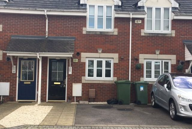 Thumbnail Town house to rent in Wells Close, Portsmouth