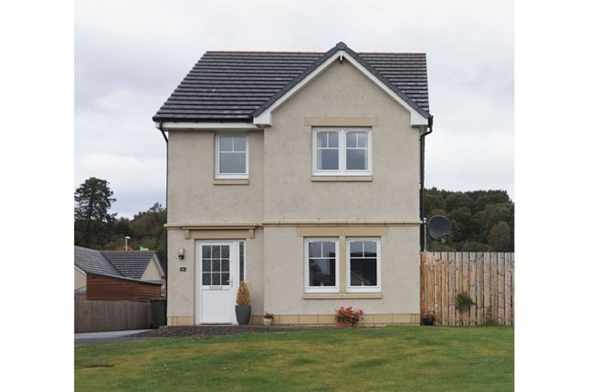 Thumbnail Detached house for sale in Balnabrath Way, Inverness