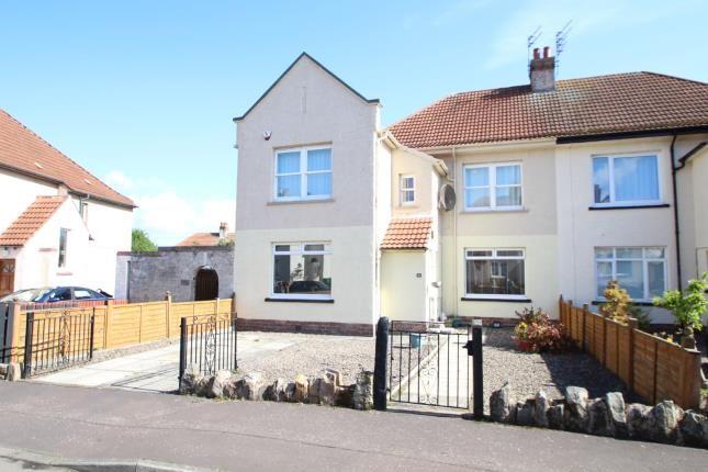Thumbnail Flat for sale in Grieve Street, Kirkcaldy, Fife