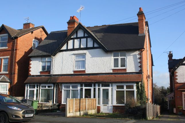 Thumbnail Semi-detached house to rent in Birmingham Road, Redditch