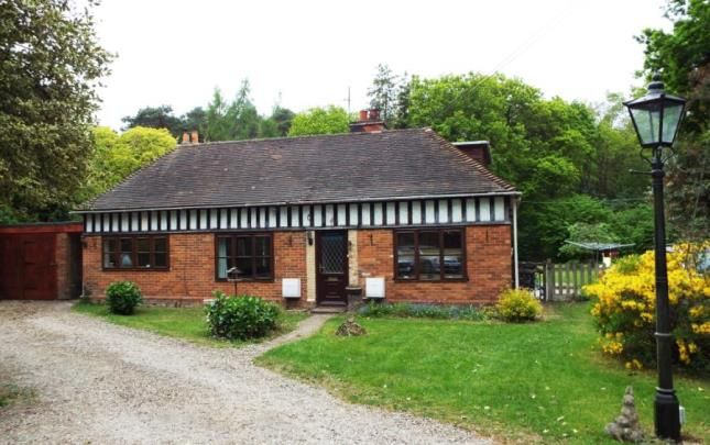 Thumbnail Detached house for sale in Silchester, Reading, Hampshire