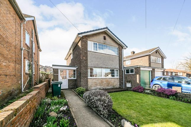 Thumbnail Link-detached house for sale in Wesley Grove, Crawcrook Ryton, Tyne And Wear