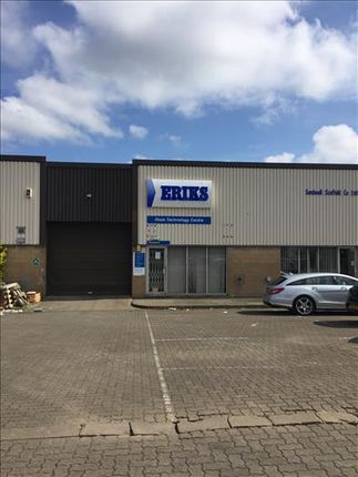 Thumbnail Light industrial for sale in 12 Osyth Close, Brackmills, Northampton