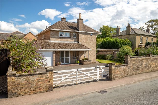 Thumbnail Detached house for sale in Windmill Lane, Histon, Cambridge