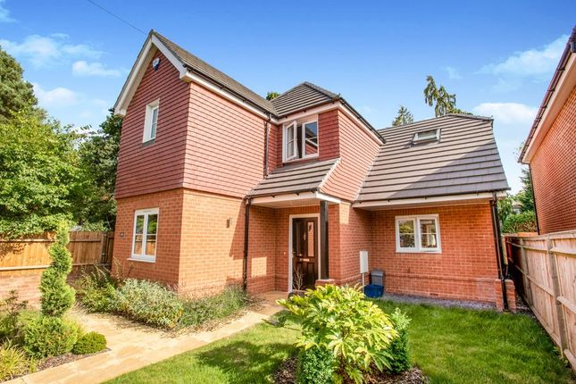 Thumbnail Detached house to rent in Church Road West, Farnborough