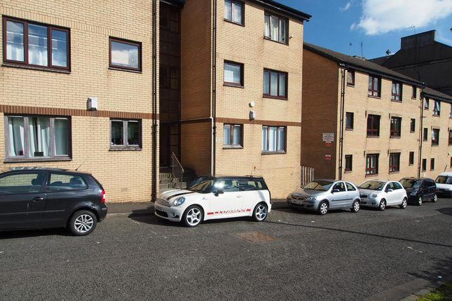 Thumbnail Flat to rent in Kemp Street, Springburn, Glasgow, Lanarkshire